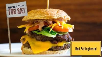 Burgerfähnchen bedrucken in Bad Fallingbostel