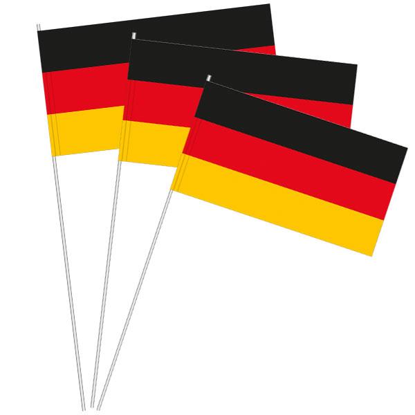 Deutschland Papierfahnen kaufen