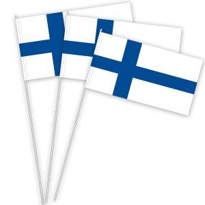 Finnland Papierfahnen kaufen