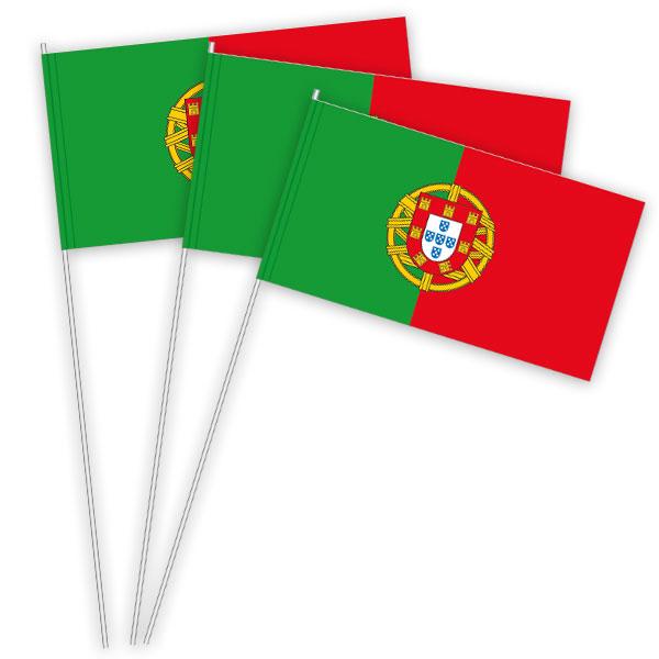 Portugal Papierfahnen kaufen