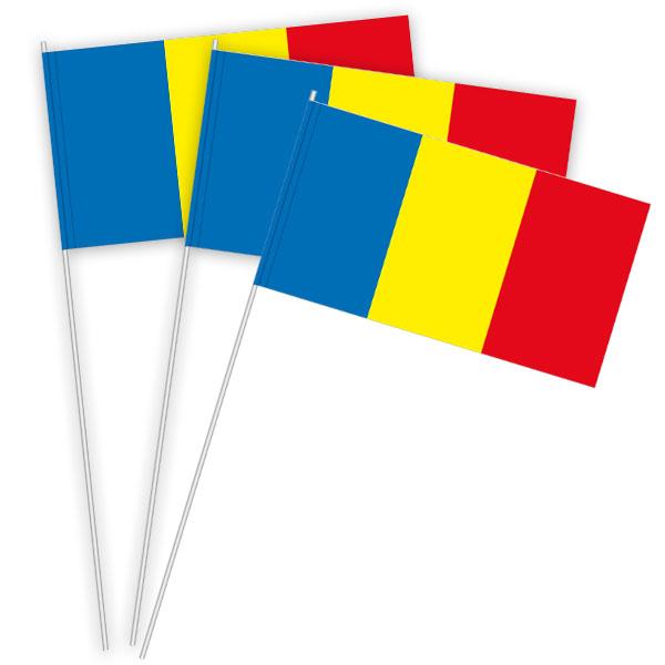 Rumänien Papierfahnen kaufen