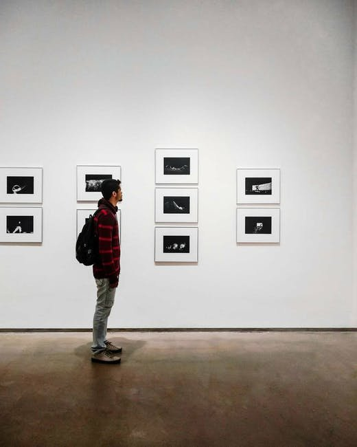 Picture wall gallery