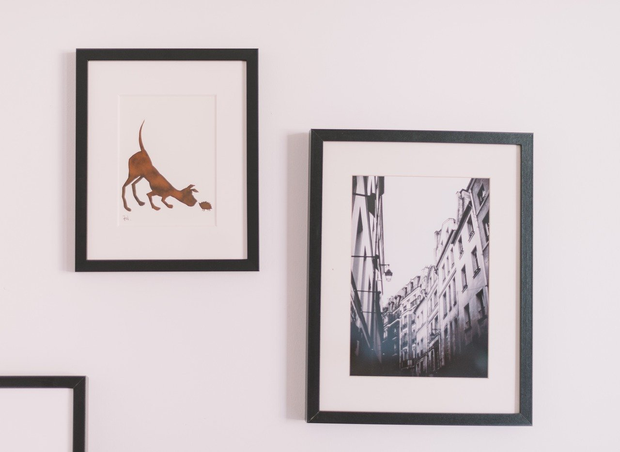 BEST CARE FOR PICTURE FRAMES IN NIGERIA AND SPLIT CANVASES