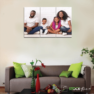 Canvas Print Split Panels (3 in 1) – Triplet