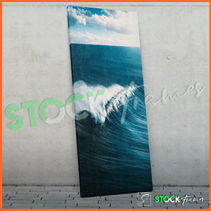 Canvas Prints Single Panels (Ocean Surfers) – 18×24, 40×40, etc.