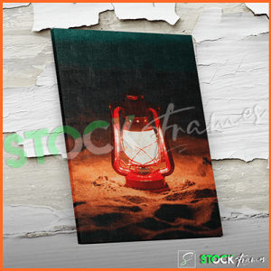 Canvas Prints Single Panels (Lamp) – 18×24, etc.