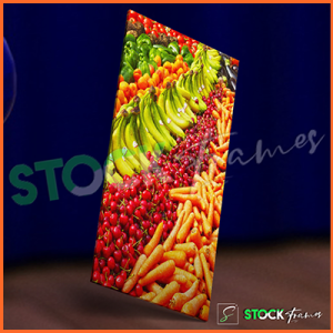 Canvas Prints Single Panels (Fruits) – 18×24, 40×40, etc.