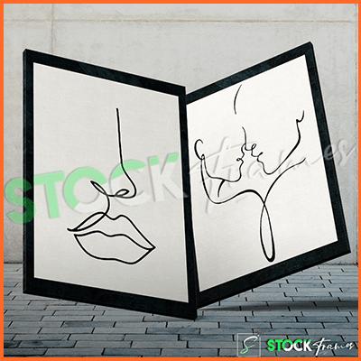 romantic picture frames