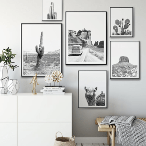 Picture Frame sizes in Nigeria