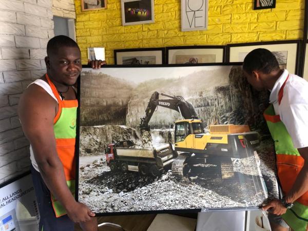 Photo enlargement in Nigeria