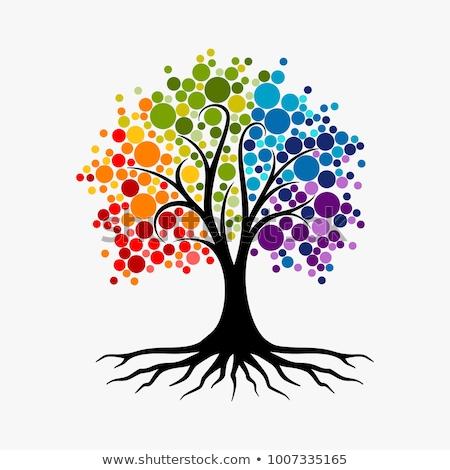 Tree of Life vector illustration © Lana Novko (Allegro
