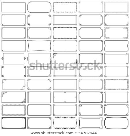 Simple vector decorative frame vector illustration  Mr_Vector 535542  Stockfresh