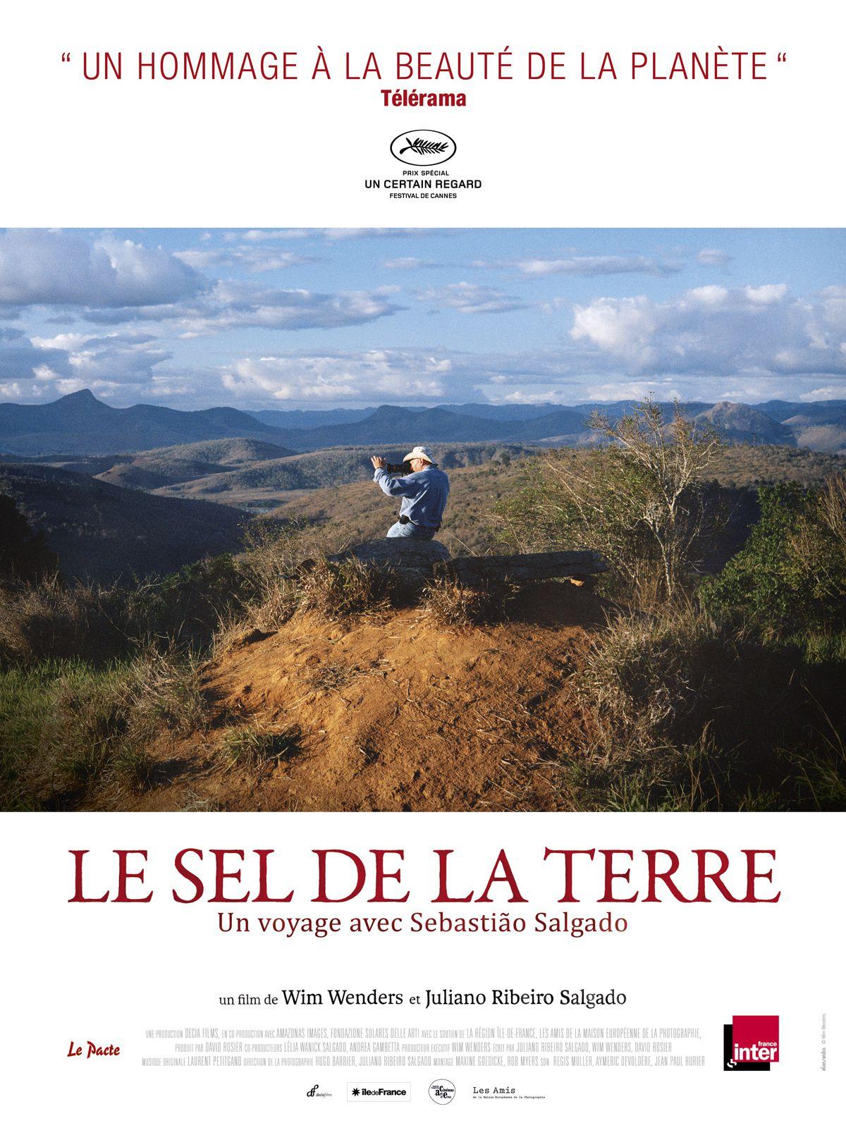 Le Sel De La Terre Torrent : terre, torrent, Terre, Documentaire, (2014), Torrent, Cpasbien