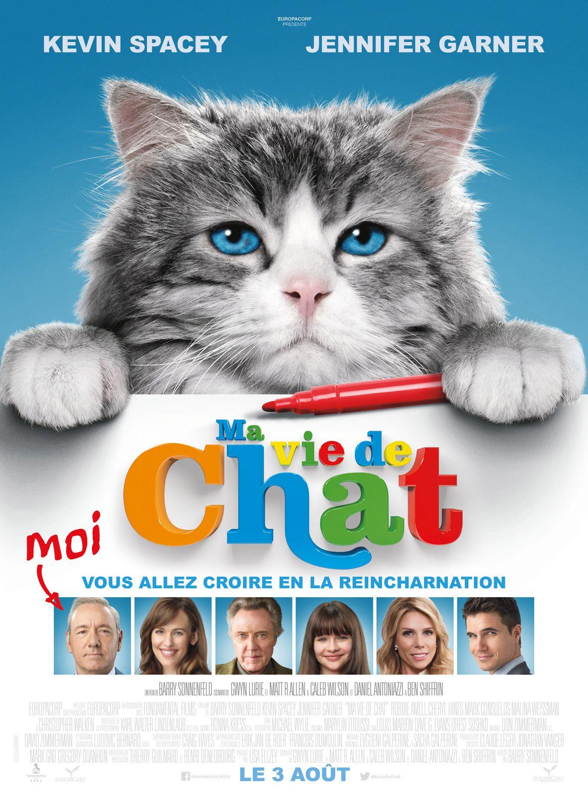 Ma Vie De Chat Torrent : torrent, (2016), Torrent, Cpasbien