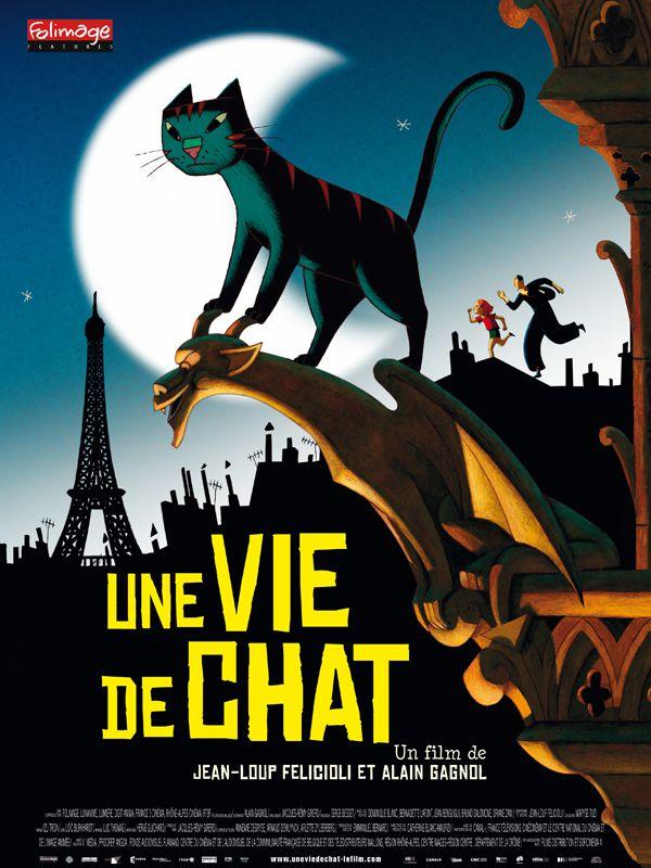 Ma Vie De Chat Torrent : torrent, Long-métrage, D'animation, (2010), Torrent, Cpasbien