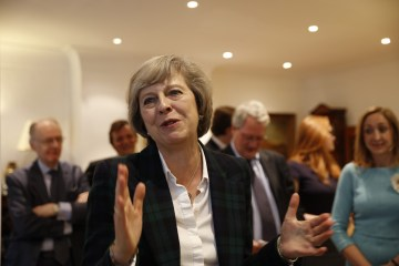 RSF urges British PM May to raise press freedom issues in Turkey, US