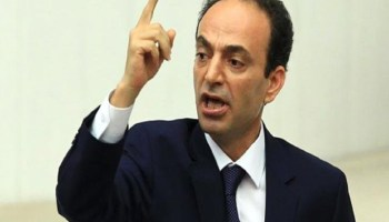 Turkish police detain HDP deputy and spokesperson Osman