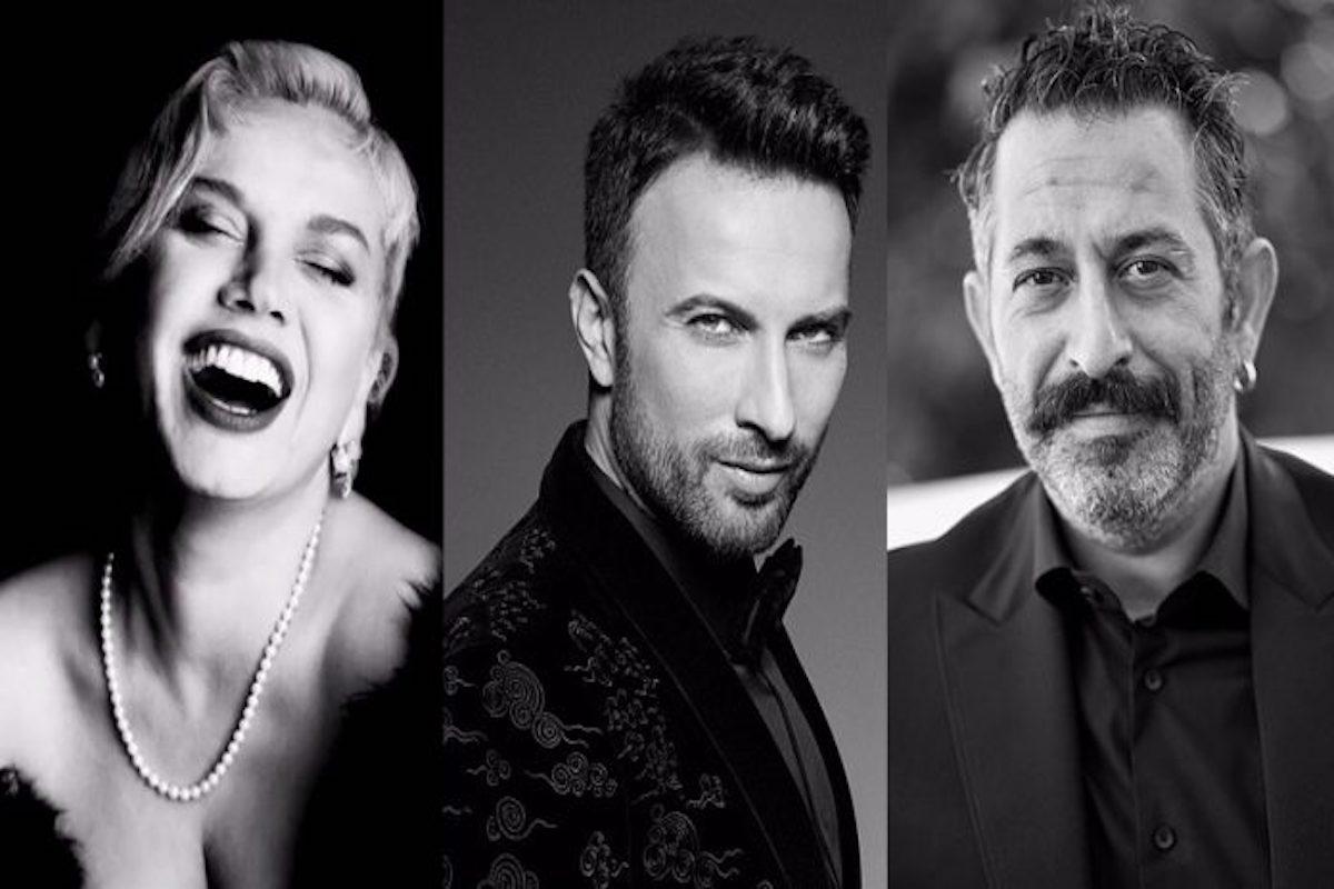 Turkey's pro-gov't media now accuses world-famous pop singer Tarkan