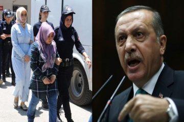 Turkey's Erdoğan calls on people to show no mercy to Gülen movement