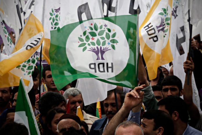 HDP gathering