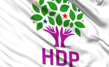 HDP Flag