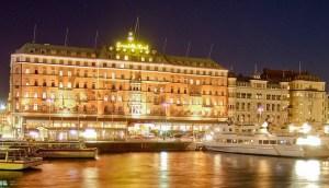 Гранд отель в Стокгольме
