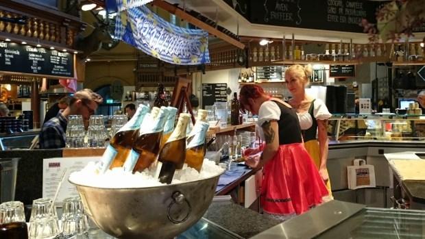 октоберфест и пиво в Стокгольме