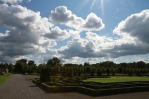Парк в Дроттнигхольме