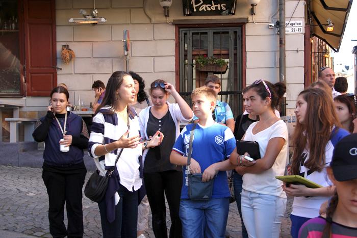 фото отзыв туристов о работе гида Ирина