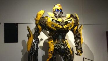 Трансформер, робот в техническом музее Стокгольма