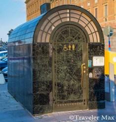 туалет в Стокгольме