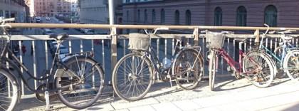 парковки велосипедов в стокгольме