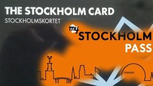 Stockholmpass vs Stockholm card