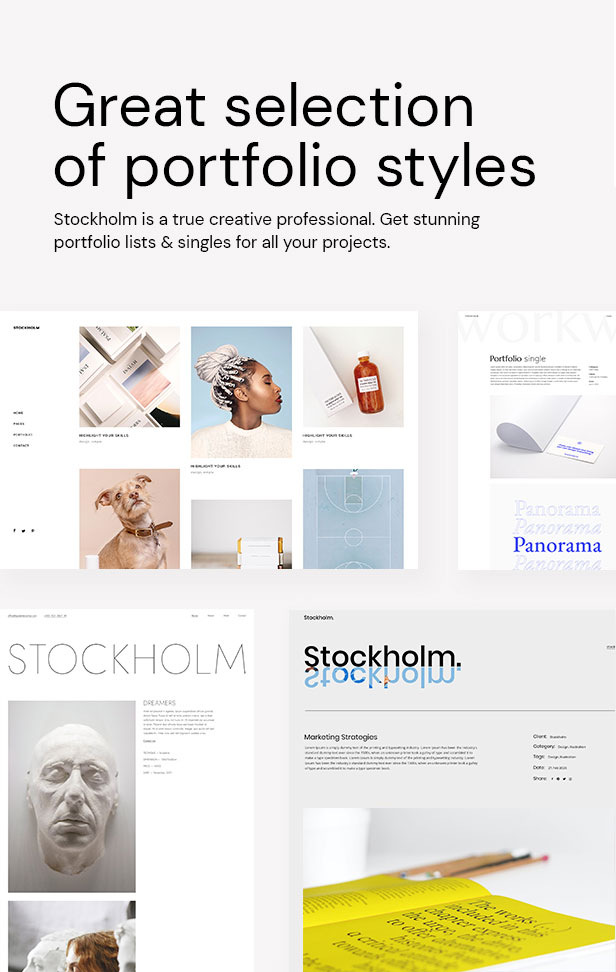 Stockholm - A Genuinely Multi-Concept Theme - 12