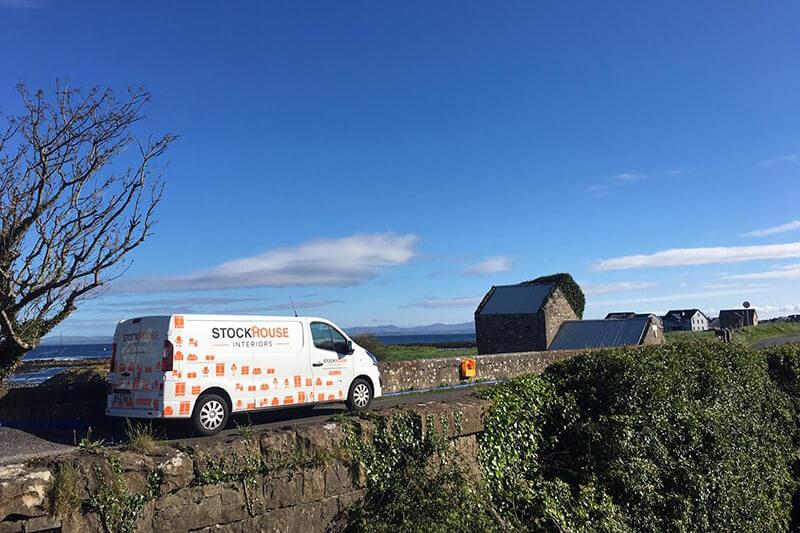 Stockhouse Delivery Van