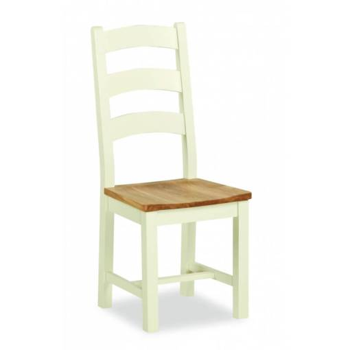 suffolk slatted dining chair