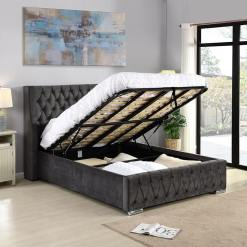 Jersey Gas-Lift Bed Frame