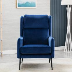 Noah Royal Blue Chair
