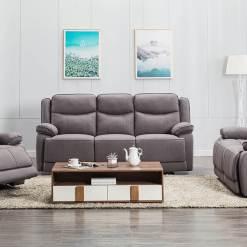 Brody Light Grey Sofa Suite