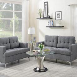 Halo Fabric Sofa Suite