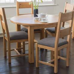 Breeze Round Dining Table
