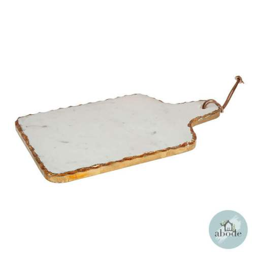 White Marble Paddle Board