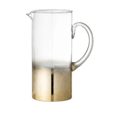 Ombre Glass Jug