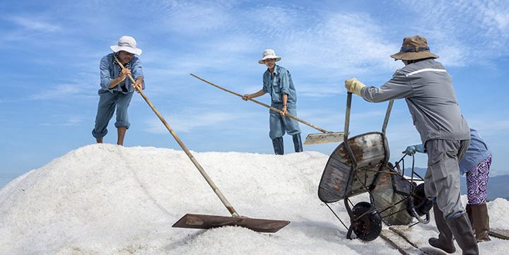 salt mine free image