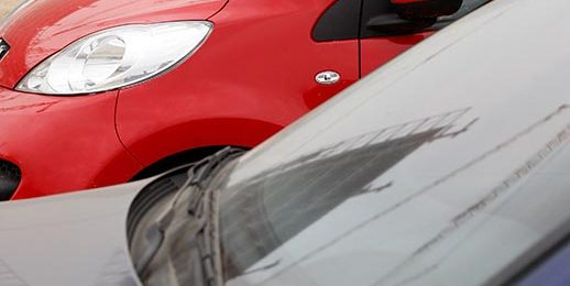 free stock image of car parking