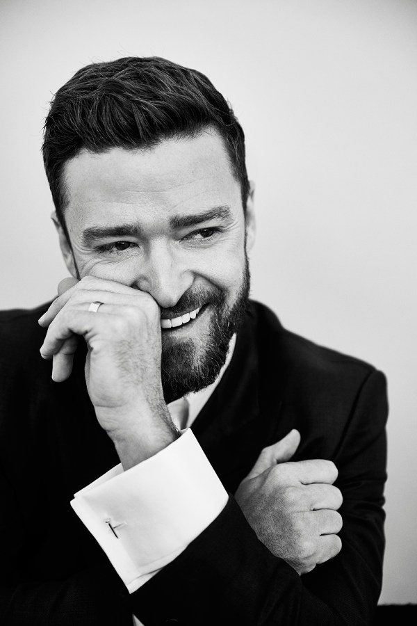 Miller Mobley Justin Timberlake Cover Of Hollywood Reporter Stockland