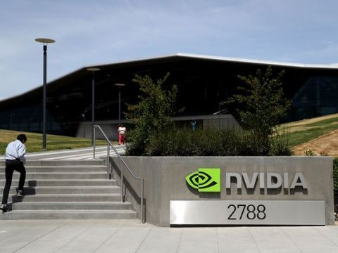 Nvidia Stock Is Slumping After Earnings. Bitcoin Is Partly to Blame.