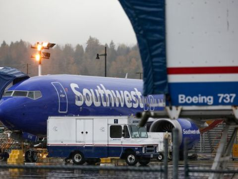 Boeing Stock Is Jumping, With 3 Pieces of Good News