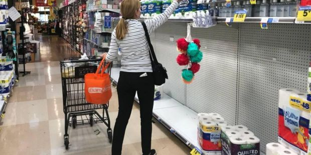 'No toilet paper, again?' Brace yourself for a new wave of shortages