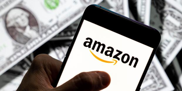 Amazon shares hit record high after blowout earnings results
